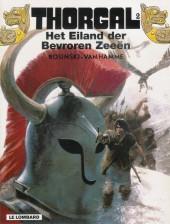 Thorgal (en néerlandais) -2- Het eiland der bevroren zeeën
