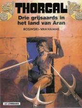 Thorgal (en néerlandais) -3- Drie grijsaards in het land van aran