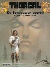Thorgal (en néerlandais) -5- De schaduwen voorbij