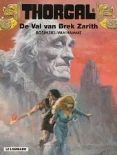 Thorgal (en néerlandais) -6- De val van brek zarith