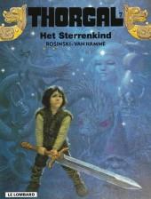 Thorgal (en néerlandais) -7- Het sterrenkind