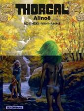 Thorgal (en néerlandais) -8- Alinoë