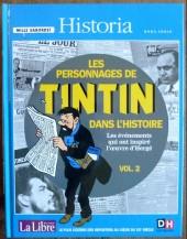 Tintin - Divers -61''''- Les Personnages de Tintin dans l'Histoire (vol. 2)