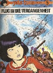 Yoko Tsuno (en allemand) -5- Flug in die Vergangenheit