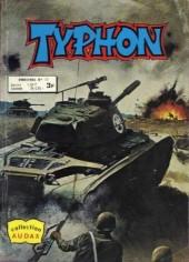 Typhon -22- Une recrue avec défenses