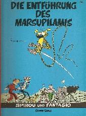 Spirou und Fantasio  -3c- Die Entführung des Marsupilamis