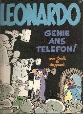 Leonardo -3- Genie ans Telefon !