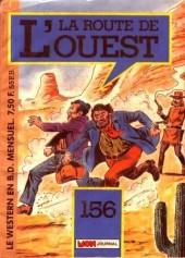 La route de l'Ouest -156- La loi de la violence