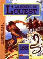 La route de l'Ouest -168- Le retour de Wes Hardin