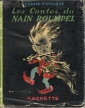Walt Disney (Hachette) Silly Symphonies -28- Les contes du nain Roumpel