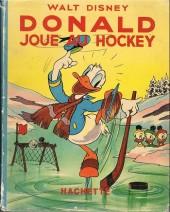 Walt Disney (Hachette) Silly Symphonies -18- Donald joue au hockey