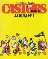 (Recueil) Castors juniors magazine -1- Album N°1