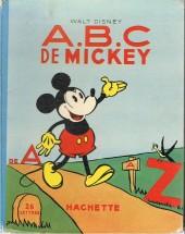Walt Disney (Hachette) Silly Symphonies -9- A.B.C de mickey
