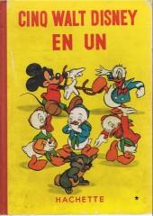 Les belles histoires Walt Disney (1re Série) -REC- Cinq Walt Disney en un