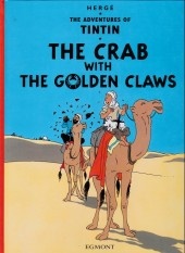 Tintin (The Adventures of) -9e2002- The Crab with the Golden Claws