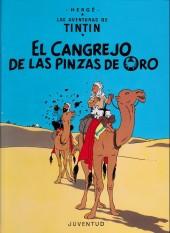 Tintín (Las Aventuras de) -9c2008- El Cangrejo de las pinzas de oro