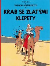 Tintin (en langues étrangères) -9Tchèque- Krab se zlatými klepety