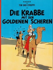 Tim und Struppi / Tim, der Pfiffige Reporter -9a1998- Die Krabbe mit den goldenen Scheren