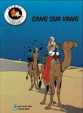 Tintin (en langues étrangères) -9Vietnamien- Càng cua vàng