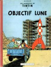 Tintin (Historique) -16B23ter- Objectif lune