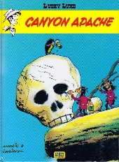 Lucky Luke -37Pub- Canyon apache