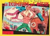 Alain la Foudre (S.A.G.E.) -8- Les écumeurs de l'océan