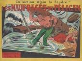 Alain la Foudre (S.A.G.E.) -7- Les naufragés du pélican