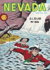 Nevada (LUG) -REC86- Album N°86 (du n°455 au n°457)