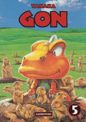 Gon - Tome 5