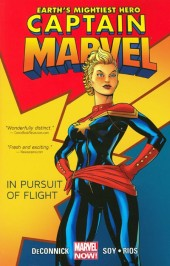 Captain Marvel (2012) -INT01- In Pursuit Of Flight