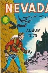 Nevada (LUG) -Rec79- Album N°79 (du n°434 au n°436)