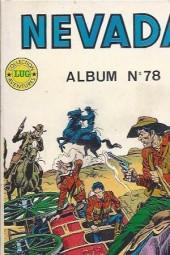 Nevada (LUG) -REC78- Album N°78 (du n°431 au n°433)