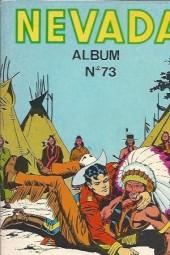 Nevada (LUG) -Rec73- Album N°73 (du n°416 au n°418)