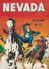 Nevada (LUG) -Rec72- Album N°72 (du n°413 au n°415)