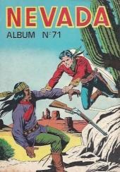 Nevada (LUG) -REC71- Album N°71 (du n°410 au n°412)