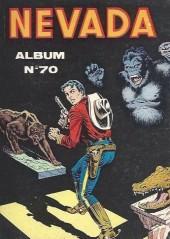 Nevada (LUG) -Rec70- Album N°70 (du n°407 au n°409)