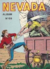 Nevada (LUG) -REC69- Album N°69 (du N°404 au n°406)