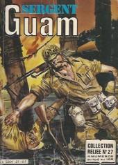 Sergent Guam -REC27- Collection reliée n°27 (du n°105 au n°108)