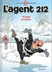 L'agent 212 -23Ind- Poulet en gelée