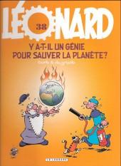 Léonard -38Ind2013- Y a-t-il un génie pour sauver la planète ?