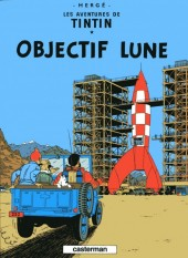 Tintin (Historique) -16C5- Objectif lune