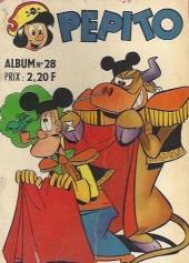 Pepito (1re Série - SAGE) -REC28- Album n°28