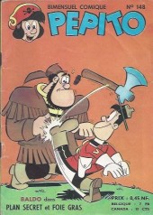 Pepito (1re Série - SAGE) -148- Le roi des casse-pieds