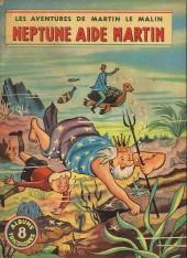 Martin le Malin (Album Tricolore) -8- Neptune aide Martin
