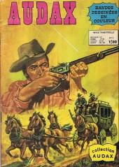 Audax (3e Série - Arédit) (1970) -13- Menaces sur l'orégon