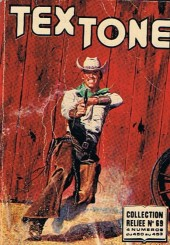 Tex-Tone -Rec69- Collection reliée N°69 (du n°450 au n°453)