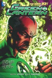 Green Lantern Vol.5 (DC Comics - 2011) -INT01- Sinestro