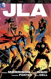 JLA (1997) -INT-03- JLA: The Deluxe Edition volume 3