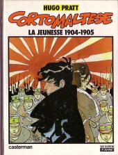 Corto Maltese (Couleur format normal) -1- La jeunesse 1904-1905