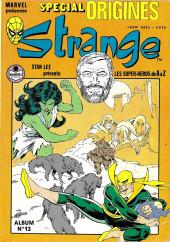 Strange (Spécial Origines) -Rec13- Album N°13